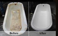 Tiles Reglazing Toronto - GTA bathtub refinishing - Niagara and Hamilton tub reglaze
